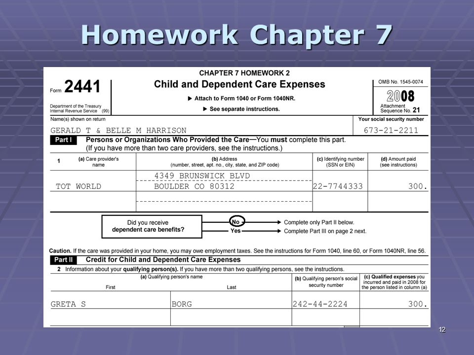 Credit limit worksheet instructions 2012