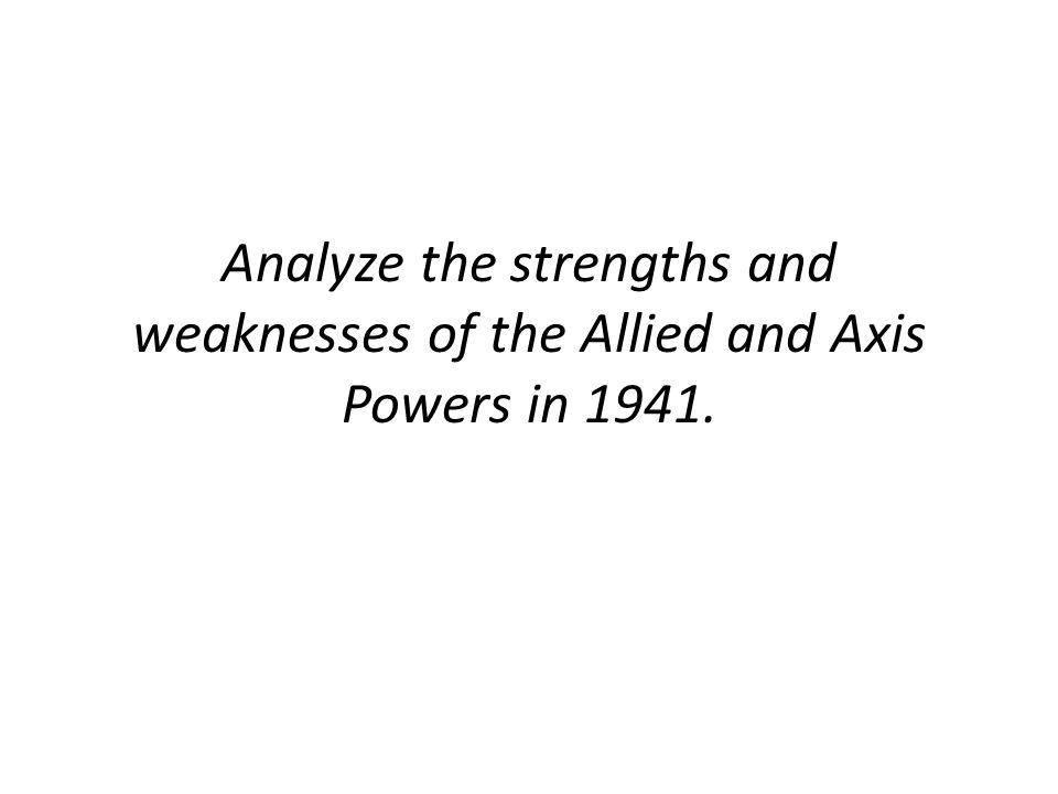 analyze the strengths and weaknesses of Swot analysis is a simple model used in strategic planning to assess the strengths and weaknesses of an organization, combined with an inventory of opportunities and threats in the external environment swot is a versatile tool that can be used at the organizational level, but can also be a.
