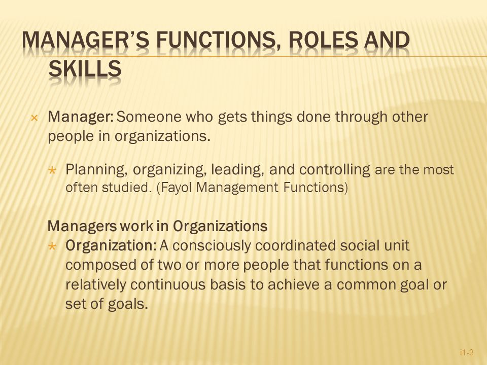manager roles and skills The key roles and skills of the client relationship manager ©2012 by andrew sobel use and reproduction is permitted with the full attribution contained on each page.