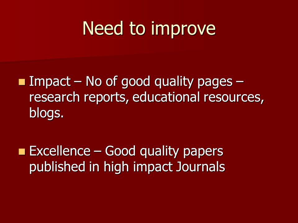 good quality education essays