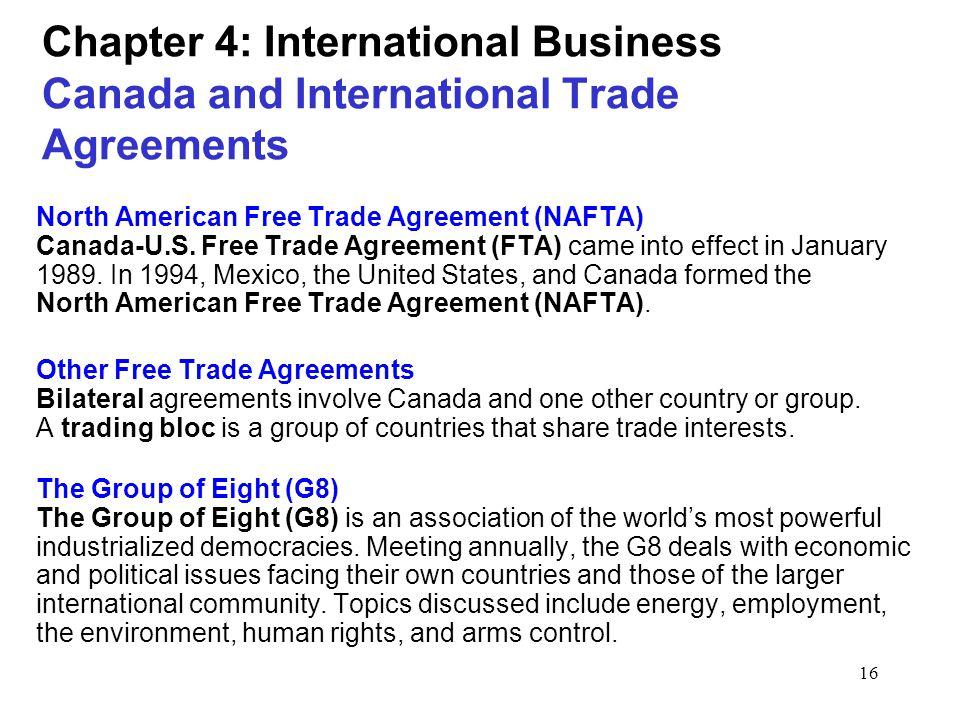 North American Free Trade Agreement Wikipedia