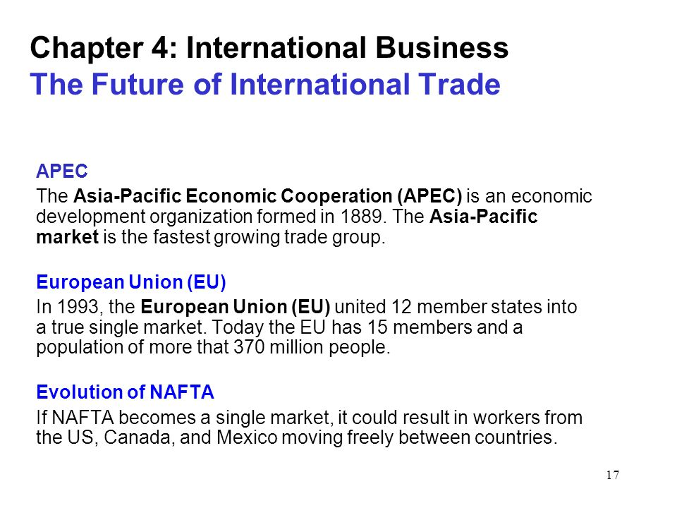 international business chapter 1 4 1 - international business chapter one lecture - 41 cards 1 - international business chapter two lecture - 51 cards 1 spanish test job - 16 cards.