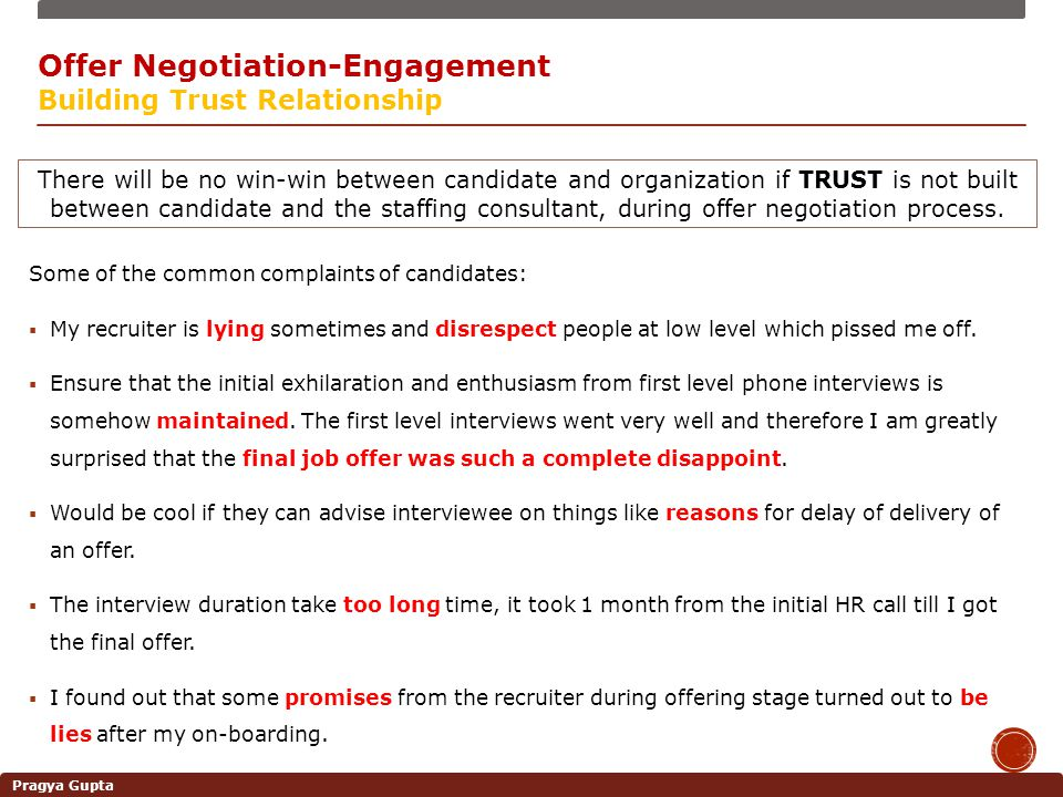 the essentials of negotiations and building trust Rapport in negotiation and conflict resolution janice nadler in negotiation, rapport is a powerful determinant of the extent to which negotiators develop the trust necessary to reach integrative agreements.