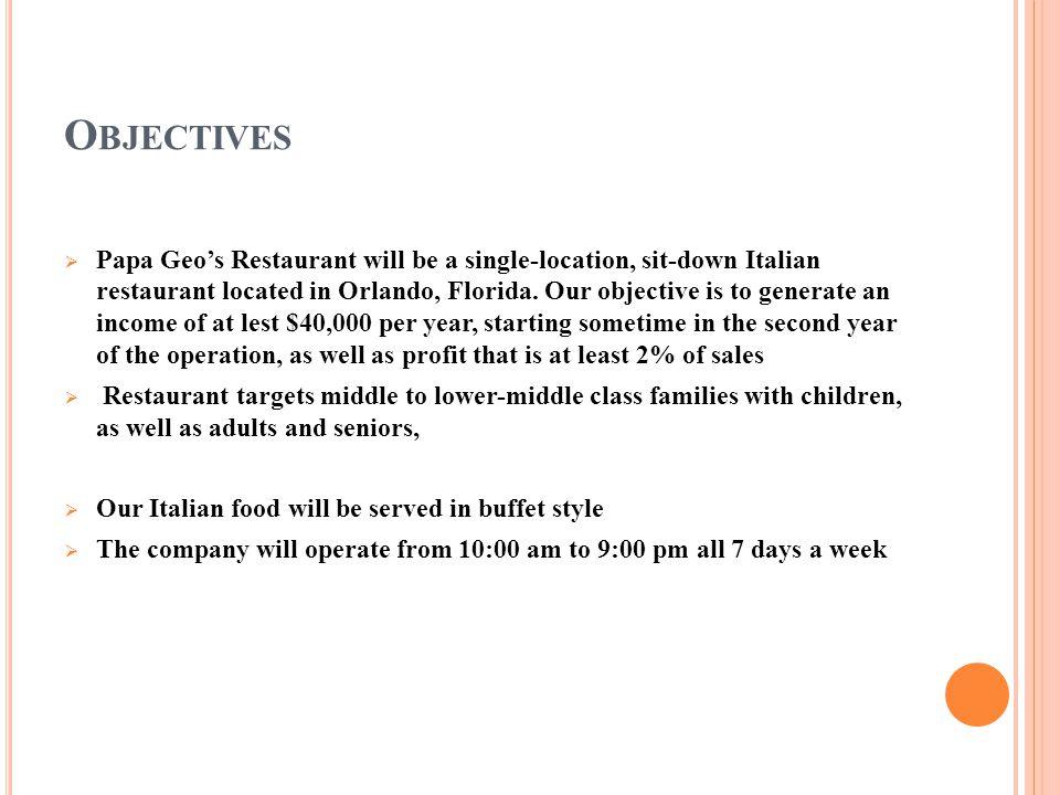 Papa geos budget proposal excel