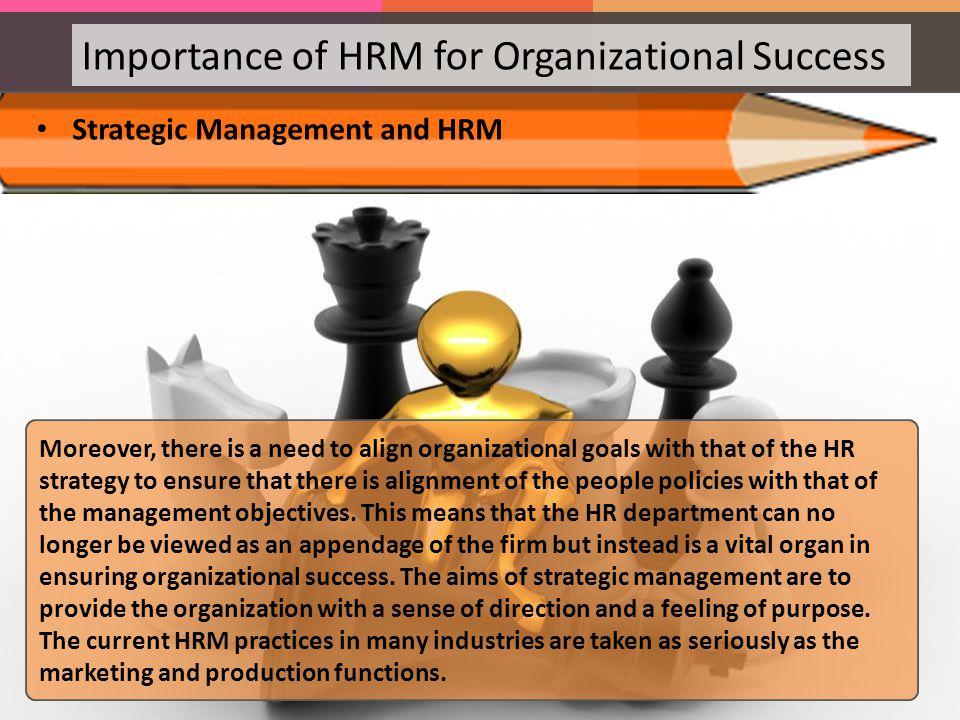 the importance of an it department to the success of an organization The importance of organizational design and structure  had used his influence  to restructure the department and bring it under his control.
