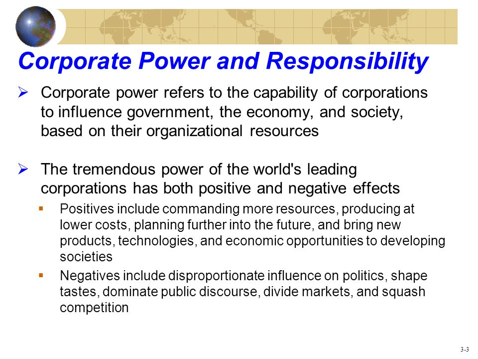 the effects of power on responsibility essay Shifting power and the evasion of responsibility in oroonoko  in this essay i will examine the ways in which power groups are presented within the text and in.