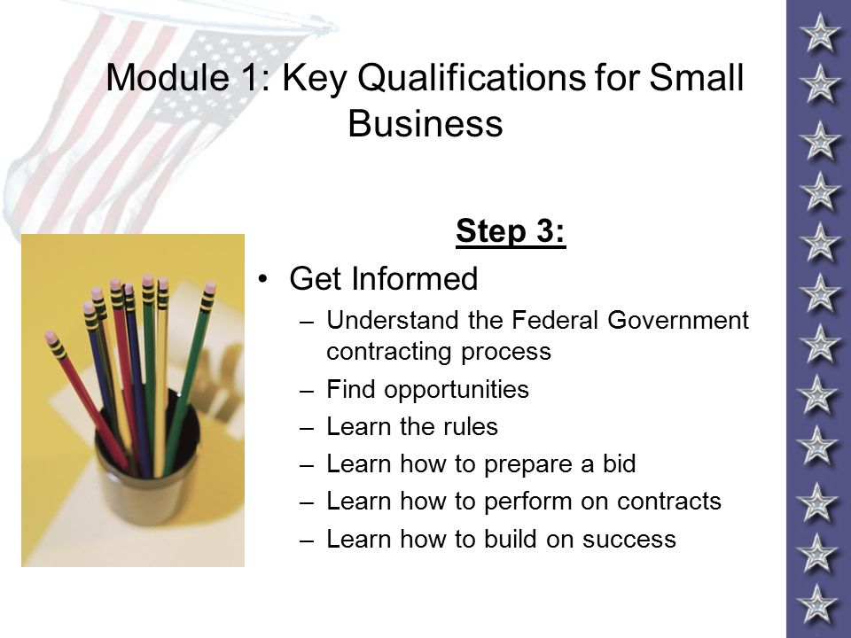 The Matchmaker's Small Business Training