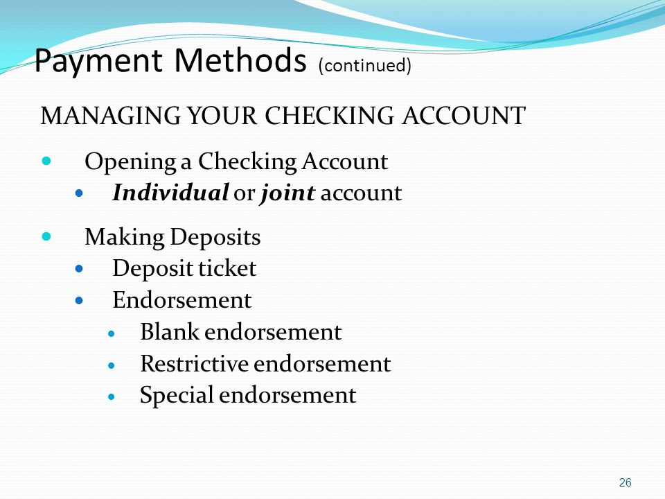 Chapter 5 financial services savings plans and payment accounts ppt video online download - Post office joint account ...