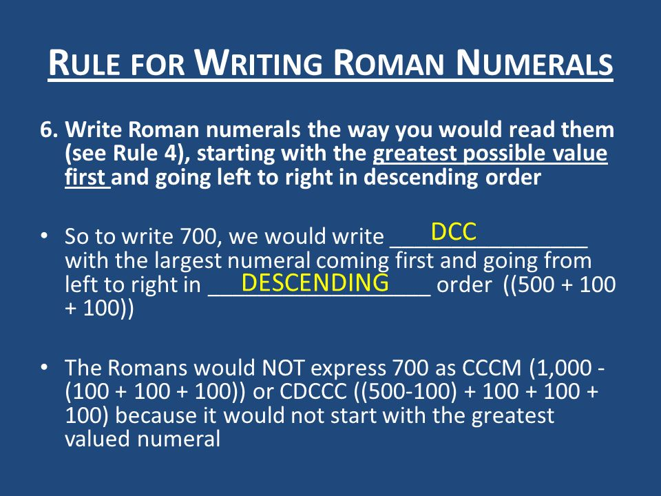 rule for writing numbers The grammar rules for writing numbers can be confusing in this lesson, we will look at rules, exceptions and different accepted styles while the rules may sometimes seem contradictory, the most.