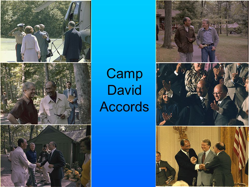 an introduction to the camp david accords Introduction the history of arab-israeli relations is one of bitter conflict a history with roots deep into the past and whose progeny have entangled the entire modern world.
