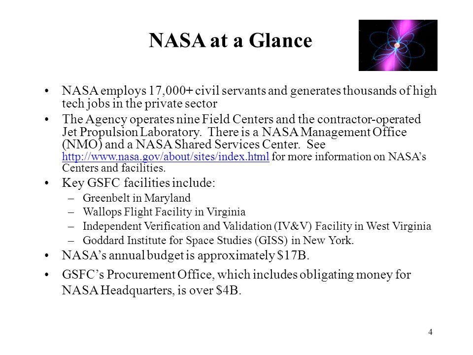 NASA/Goddard Space Flight Center's (GSFC) - ppt download