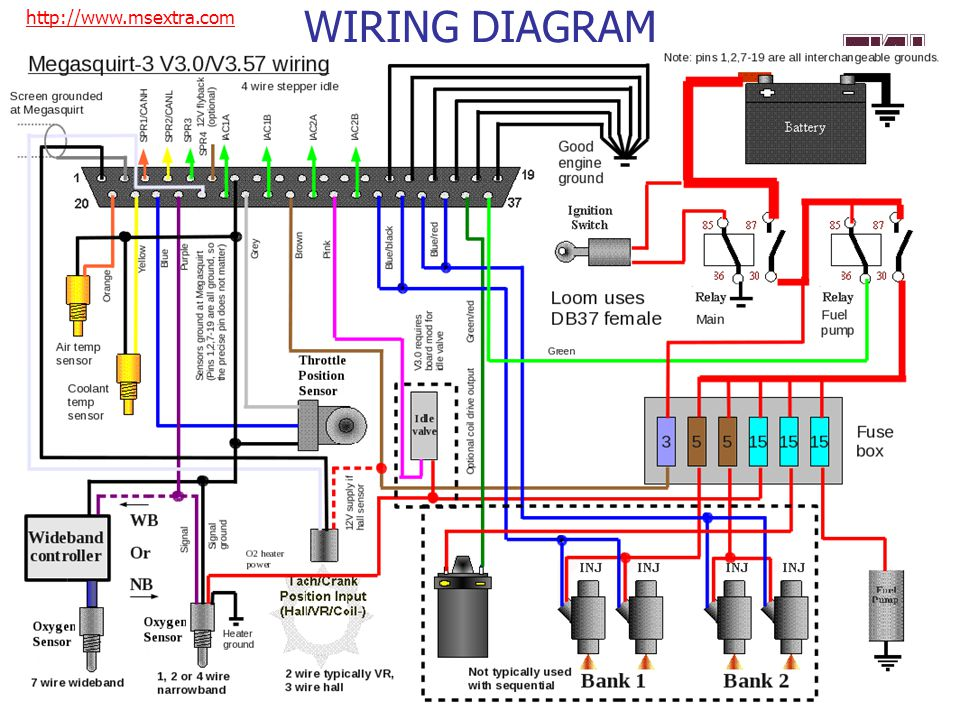 led light bar wiring schematics diy engine management system: take full control of your ... #11