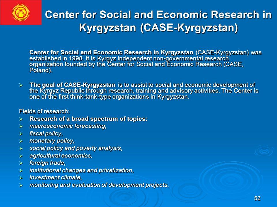 Economic Dissertation