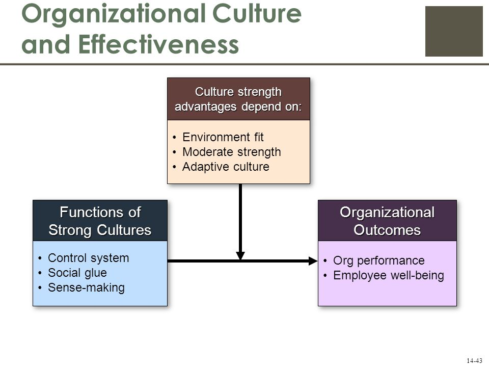 resumen organizational culture and effectiveness a Audits have changed their traditional focus from cost control towards a global strategy of risk management, governance, value creation, and organizational culture.