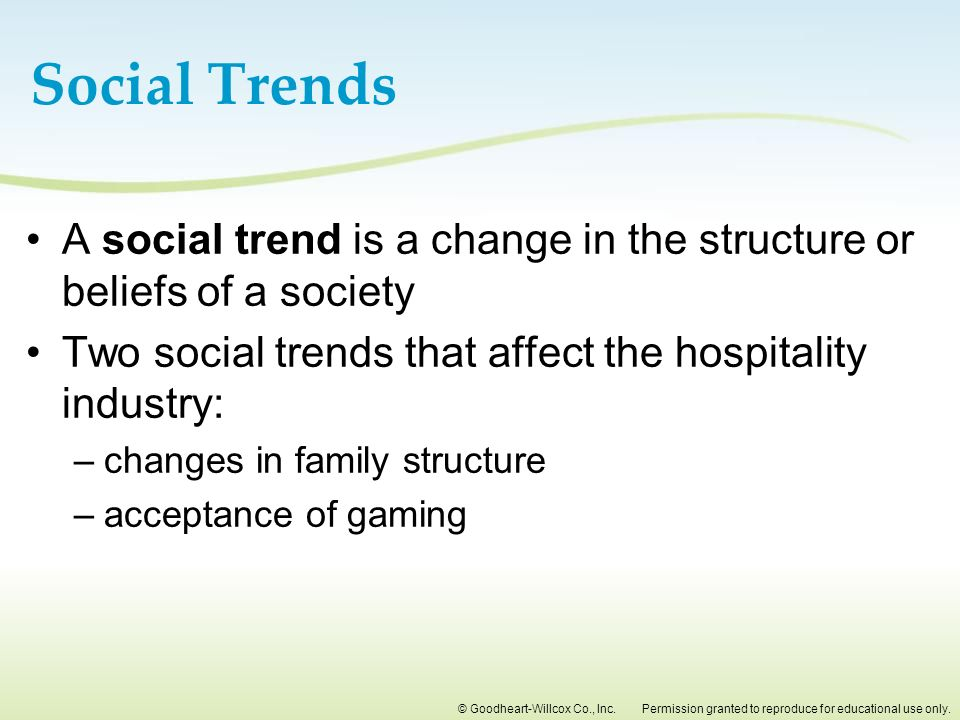 changes and trends of the hospitality industry 3 capital markets: trends in equity, debt and emerging financing platforms 4 creative development trends and the influences behind them  the growth trajectory for the global hospitality industry in 2016 and beyond is deeply rooted in innovation, investment discipline and organizational culture  global hospitality insights: top 10.