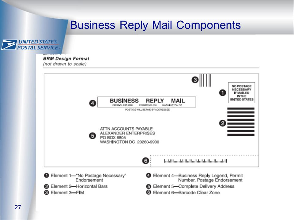Usps business reply mail template image collections templates first class mail permit no 1234 santa ana ca ppt download pronofoot35fo image collections pronofoot35fo Gallery