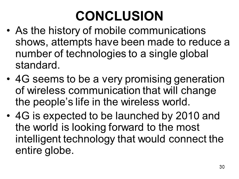 conclusion on wireless communication What is wireless communication  essays related to wireless communication 1 wireless communication wireless communications has become a major part of our.
