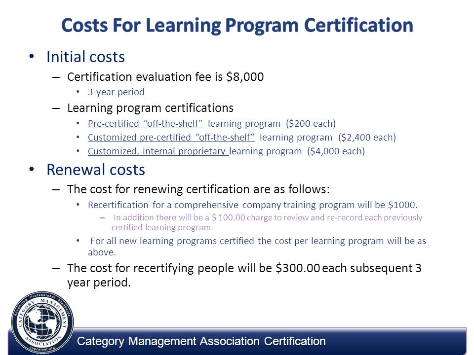 HRCP About Certification - induced.info
