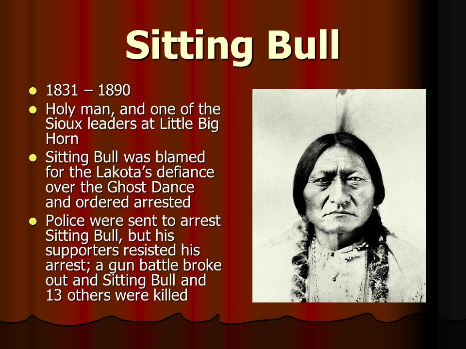 little sioux single men over 50 Determined to resist the efforts of the us army to force them onto reservations, indians under the leadership of sitting bull and crazy horse wipe out lieutenant colonel george custer and.