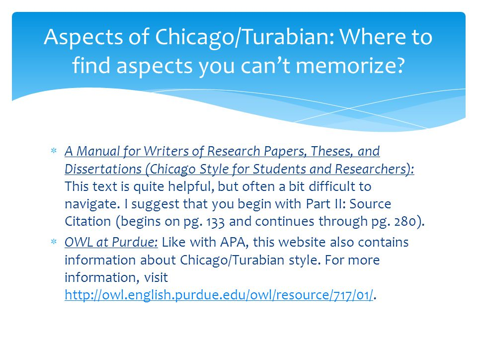 turabian style papers 1 format guidelines for papers using chicago-turabian bibliography style specific requirements: chicago-turabian style of formatting includes a title page, the main text, plus footnotes.