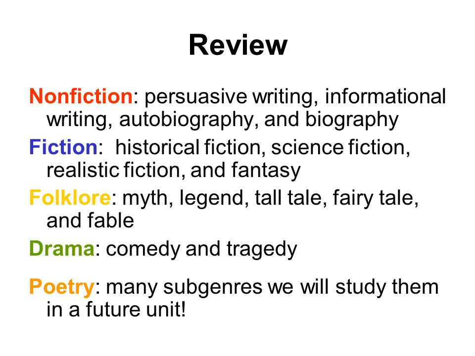 science nonfiction essay English language arts and literacy in history/social studies & science  appendix  examples of nonfiction include essays, documentaries, scientific  papers.