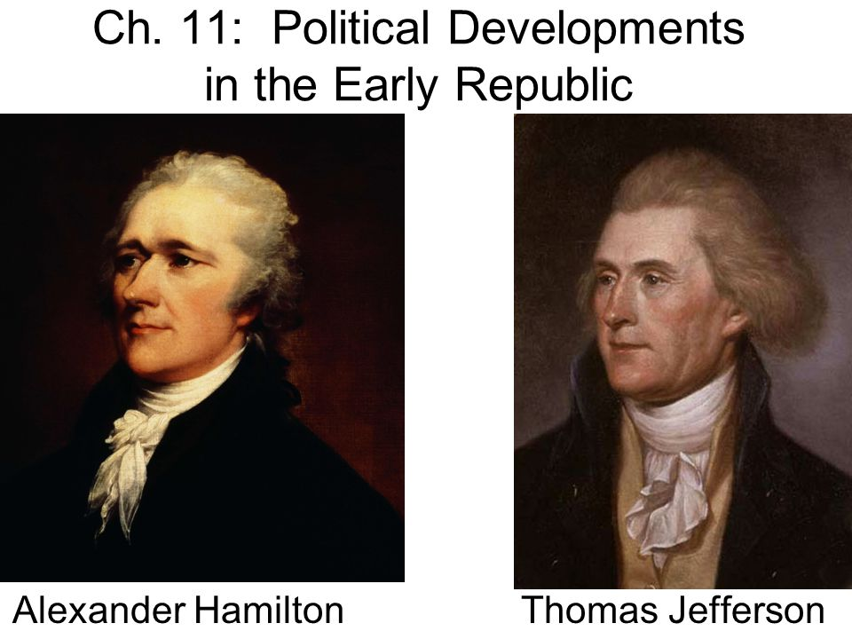 the early developments in the career of thomas jefferson Closest crony among the founding fathers: thomas jefferson he was one of the richest planters in virginia and was involved early in his life with western land speculation and mason's ideas also had an impact on the development of the bill of rights to the united states constitution.