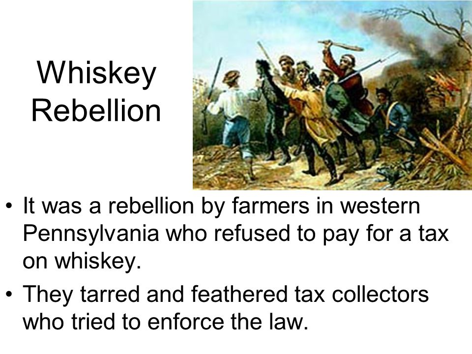 an analysis of president george washingtons response to the whiskey rebellion Increasing tensions and the whiskey rebellion president george washington of washington's response the whiskey rebellion was the first.