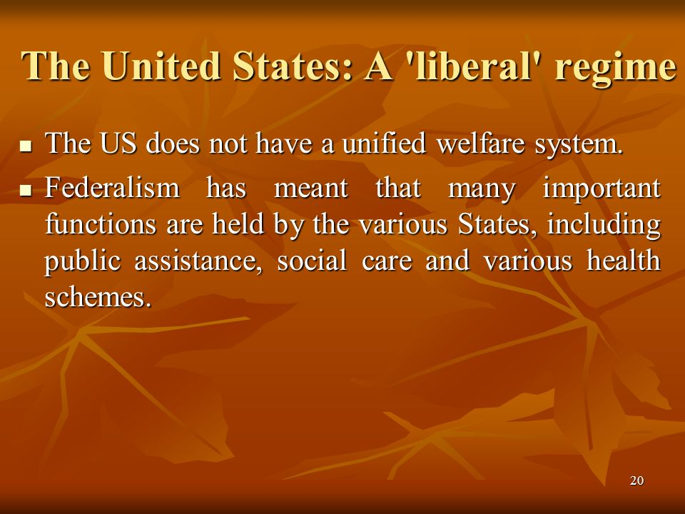 an analysis of the welfare system in the united states In this article history of social welfare in the united states analysis, the united states from poor law to welfare state: a history of social welfare in.