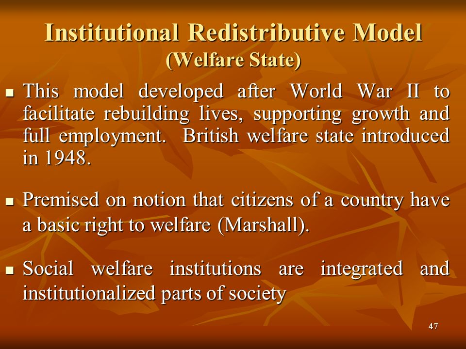 swedish welfare state model The swedish welfare state was initiated in 1932 and has long been heralded the  model of the middle way seldom has there been so unique.