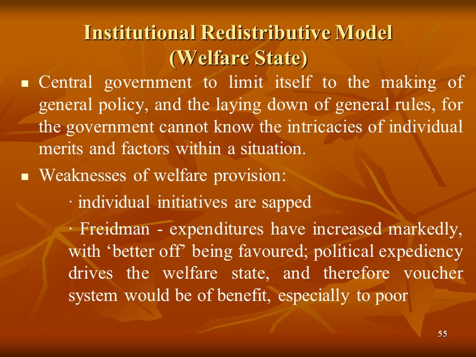 health and social care within the british welfare state The welfare state of the united kingdom comprises expenditures by the  government of the united kingdom intended to improve health, education,  employment and social security the uk system has been classified as a liberal  welfare state system  the principle of health care free at the point of use  became a central idea of.