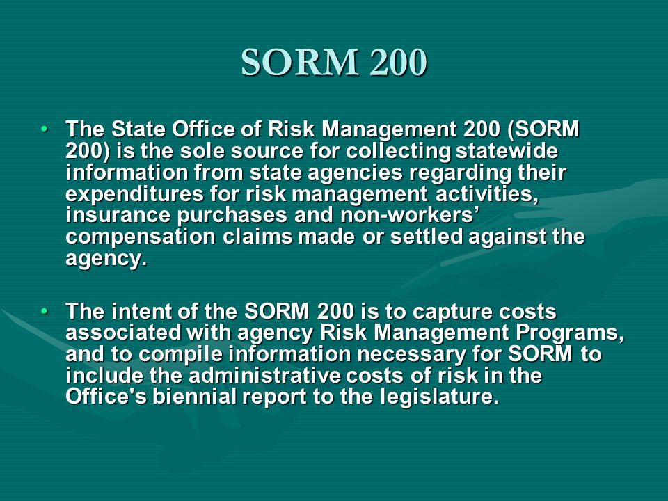 SORM 200