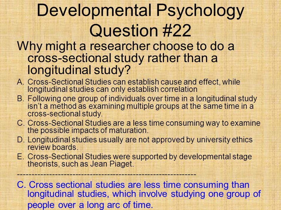 How To Become a Developmental Psychologist ...