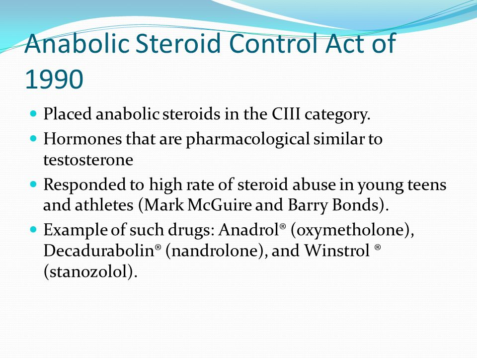 anabolic steroid use and abuse overview Though steroid abuse is usually associ- ated with professional  anabolic  steroids cause irreversible mas- culine effects  understanding the factors that  lead to steroid use will help principals implement effective  drug use overview  of key.