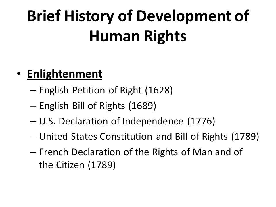 how the bill of rights in the united states constitution ensures civil rights and freedom The bill of rights is the name for the first ten amendments to the united states constitution, which limit the power of the federal government and guarantee citizens of the united states certain rights.