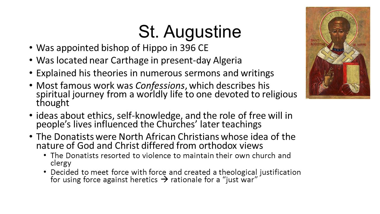 self justification and self creation in confessions by st augustine Alister mcgrath on augustine and  from the time of augustine onwards, justification had always been understood to  their lutheran confessions,.