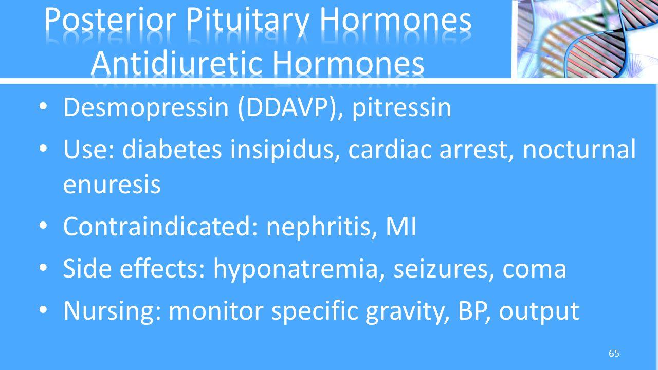 Ddavp Side Effects Hyponatremia
