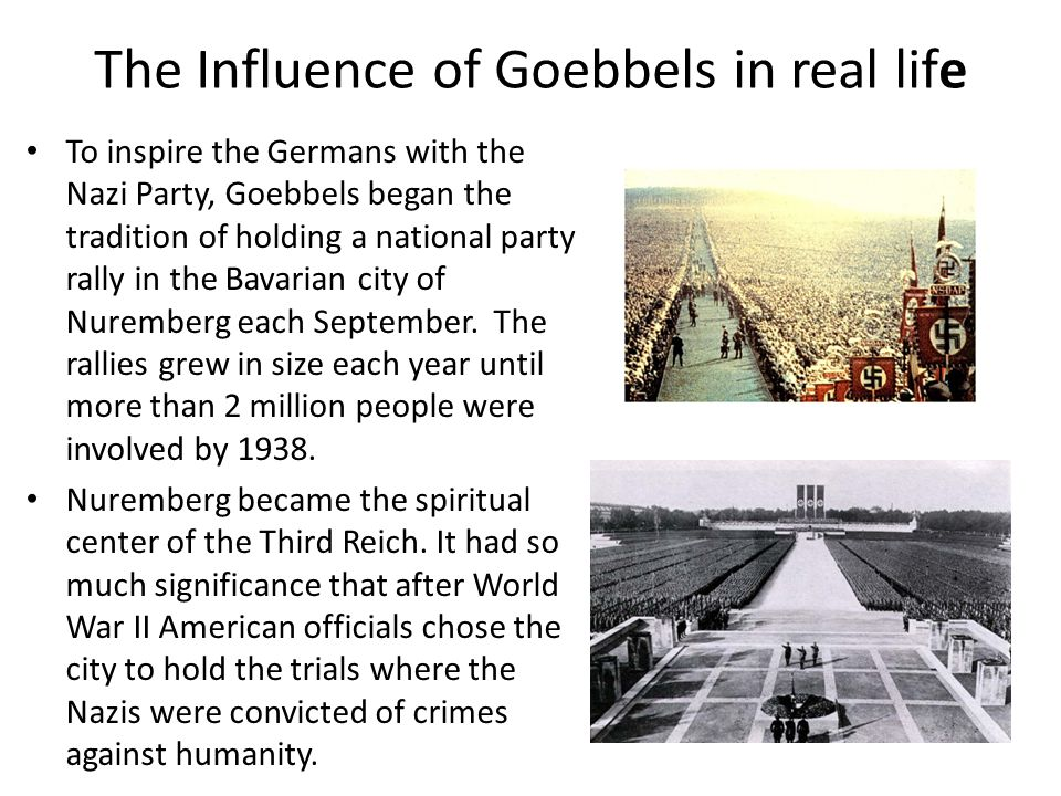 """the influence of the nuremberg trials In fact, the influence of this aspect of the imt in international criminal justice has been so pervasive that the contemporary conception of international trials has become synonymous with the idea of a fair trial it is assumed that any other sort of criminal tribunal, such as a """"show trial,"""" is."""