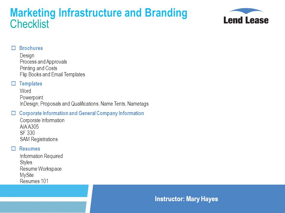 marketing infrastructure and branding ppt video online download