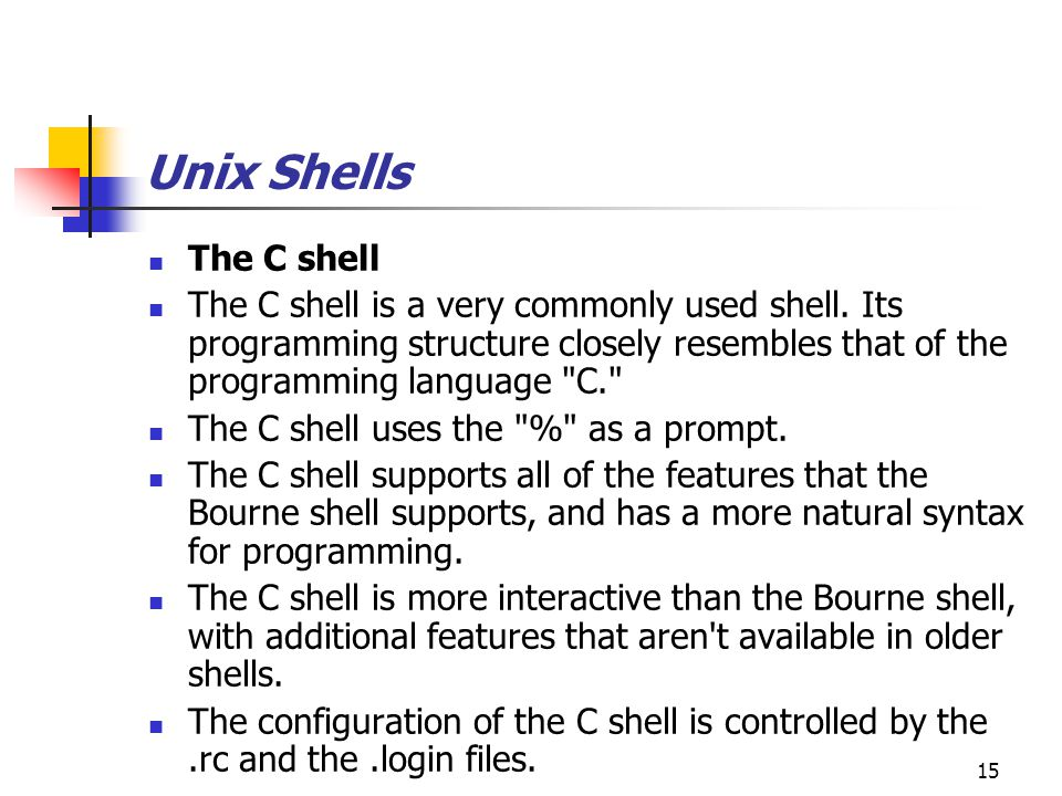 Basic Unix And Basic Shell Scripting Ppt Download
