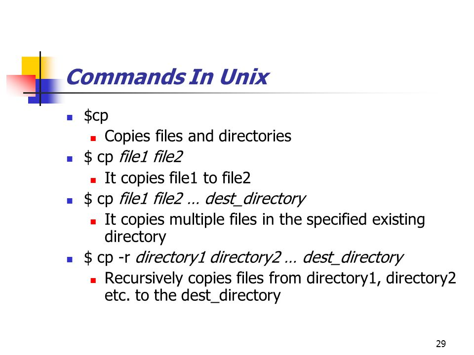 working with unix files and directories More basic concepts and commands used by linux and unix sysadmins   while rmdir will not remove directories with files in it rmdir will.