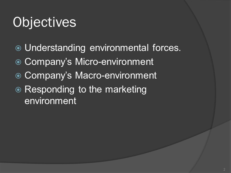 understanding marketing objectives questions Multiple choice questions of marketing fundamentals ( mcqs) by maxwell ranasinghe sri lanka email: [email_address] slideshare uses cookies to improve functionality and performance, and to provide you with relevant advertising.