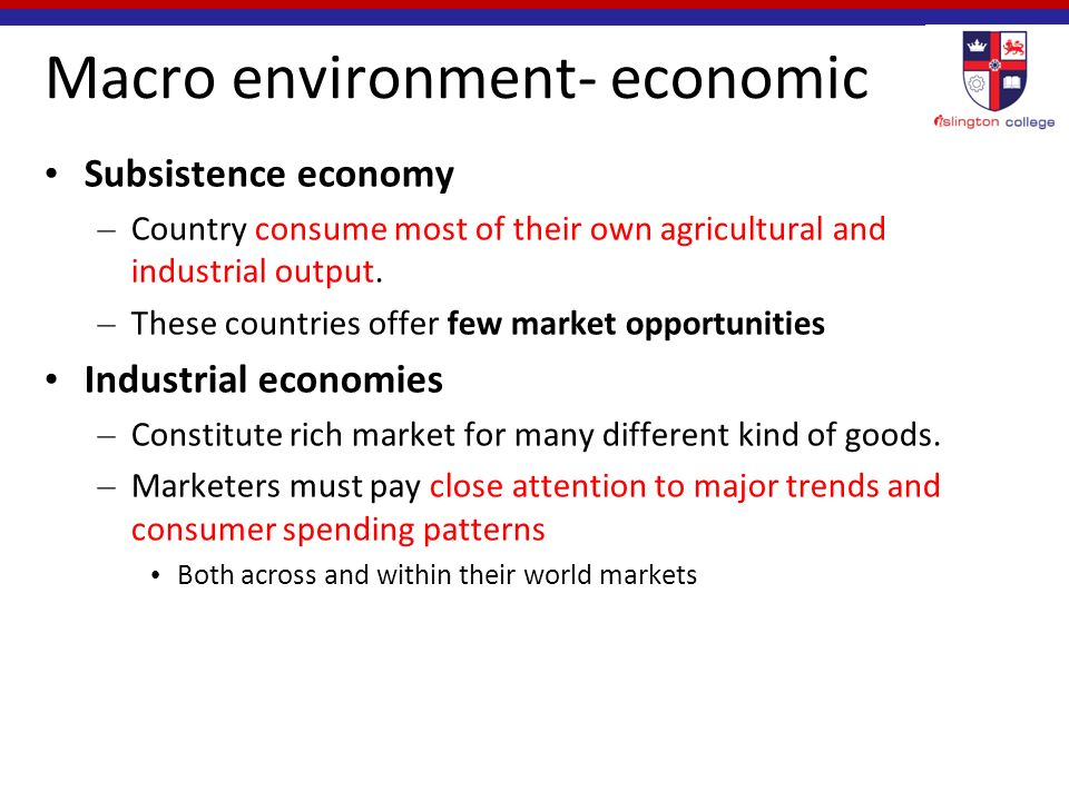 macro environmental trends on industry Chapter ii environment analysis of banking industry  environmental understanding helps  the strategic environment pertaining to indian banking industry.