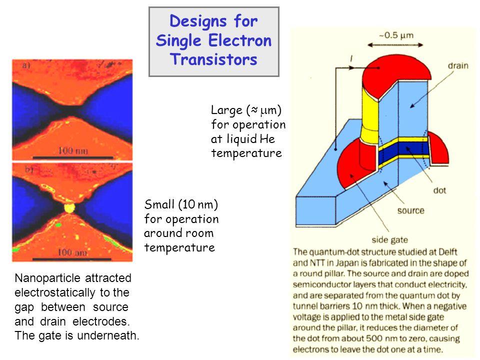 Single atom transistor ppt