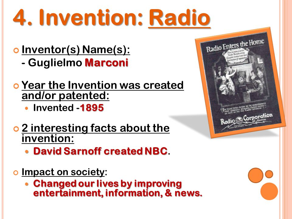 start of inventions for day 2 ppt video online download