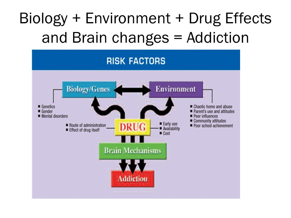 biology on drug abuse and addiction What is drug addiction addiction is defined as a chronic, relapsing disorder characterized by compulsive drug seeking and use despite adverse consequences† it is considered a brain disorder, because it involves functional changes to brain circuits involved in reward, stress, and self-control, and those changes may last a long time after a person has stopped taking drugs11.