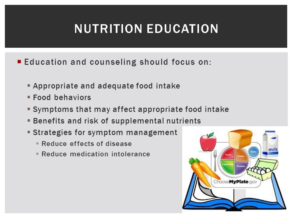Medical Nutrition Therapy In The Patient With Hiv Aids A