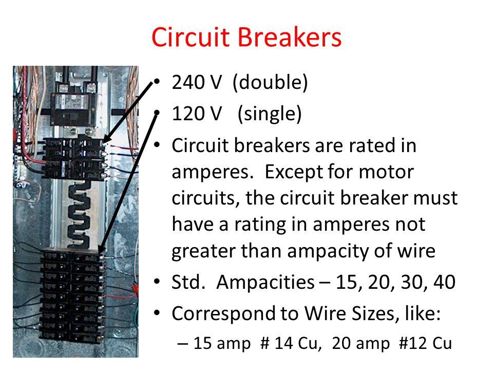 Fine 240 Volt Wire Size Ideas - Electrical Circuit Diagram Ideas ...