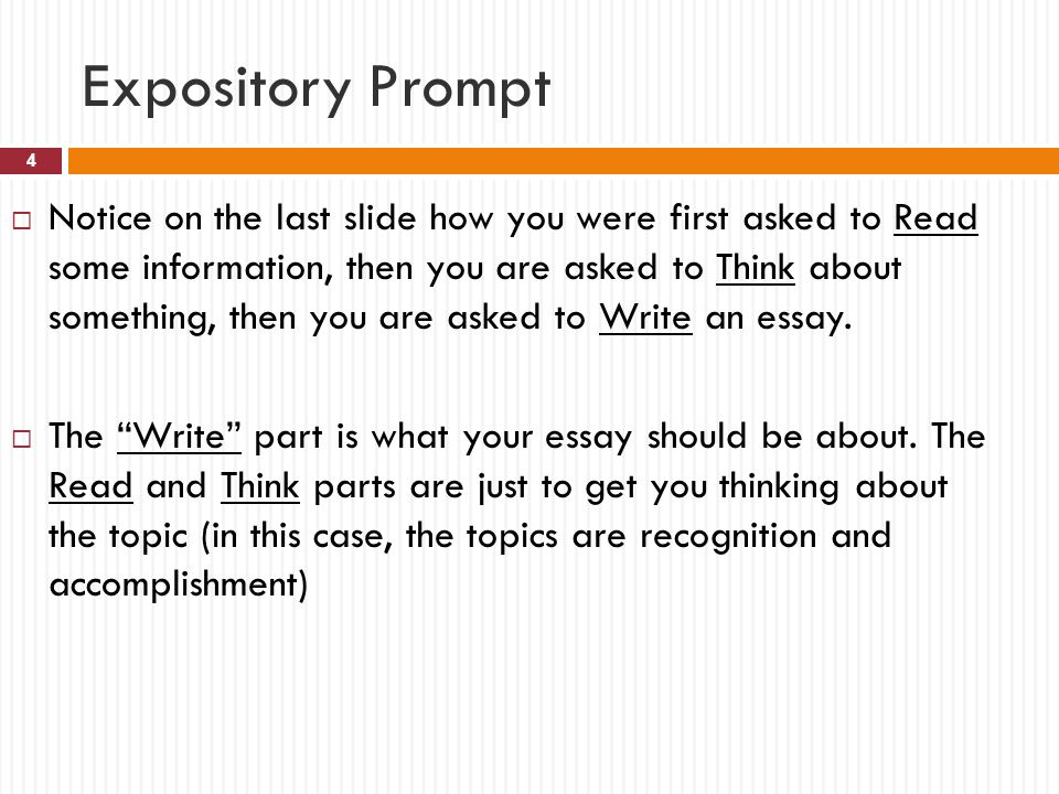 expository essay prompts for 5th grade Definition of expository writing expository writing is defined as presenting reasons, explanations, or write an essay explaining why you did not like it.