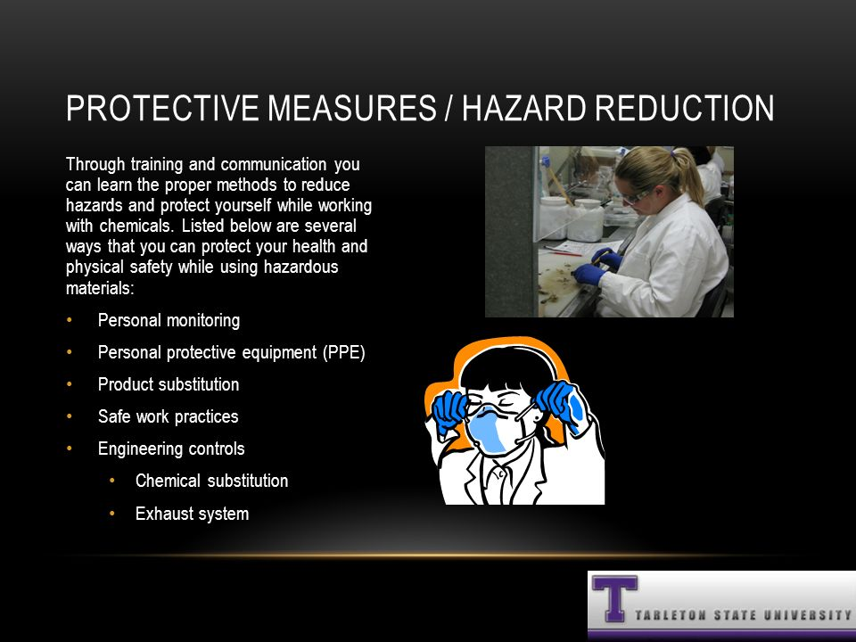 Hazard Communication Department Of Risk Management And