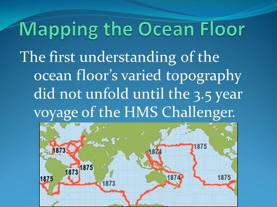 The Ocean Floor Oceanography Ppt Video Online Download